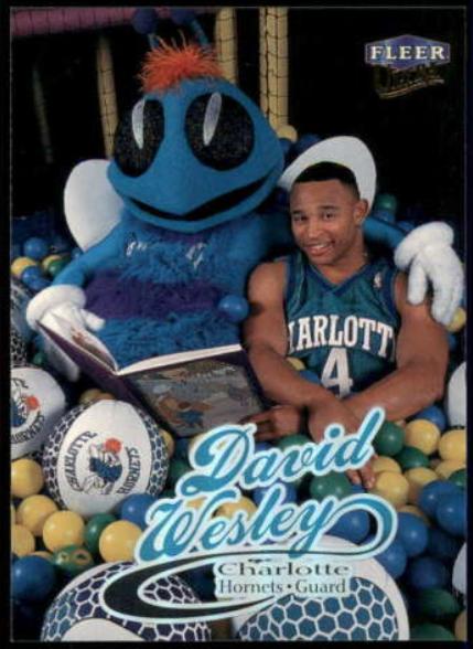 1998-99 Fleer Ultra Basketball #24: David Wesley
