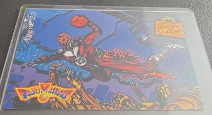 "1993 Upper Deck Fanimation ""Agent 23"" #506"