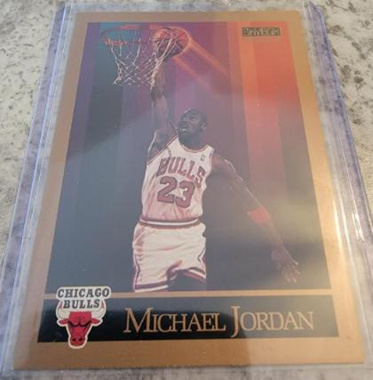 1990 Skybox Michael Jordan #41